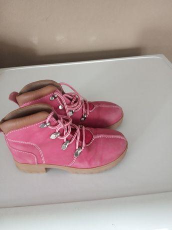 Botas de menina n°32
