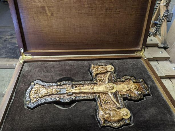 хрест для богослужінь, крест в церковь