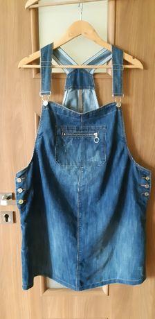 ciążowa sukienka jeans rozm M C&A