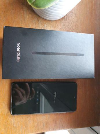 Samsung Note 10 Lite Gwarancja