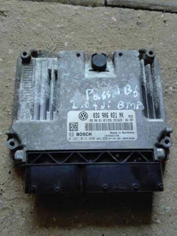 Komputer VW Passat B6 2.0TDi