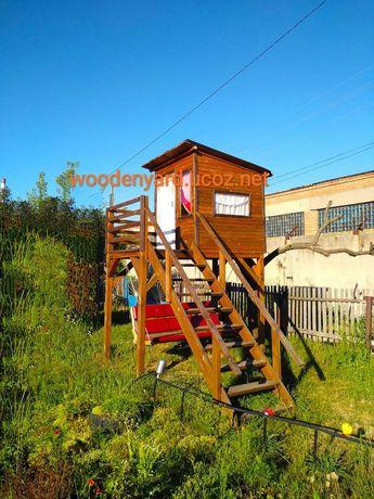 Детские домики, игровые площадки, песочница