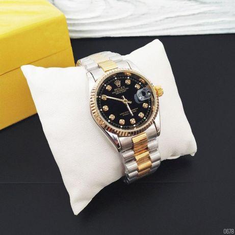 Rolex DateJust (16 расцветок). Наручные часы (мужские-женские)
