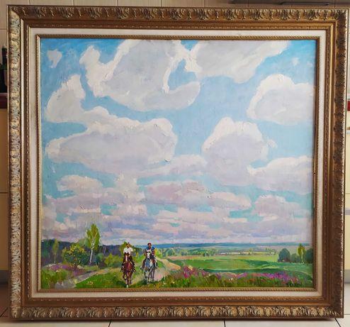 Форматная картина НХУ Кокина М.А.