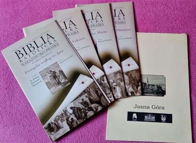 4 Ewangelie w wydaniu CD audio + gratis o Jasnej Górze :)