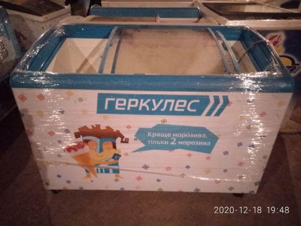 Морозильный ларь, морозильная камера, морозилка б/у 400 литров