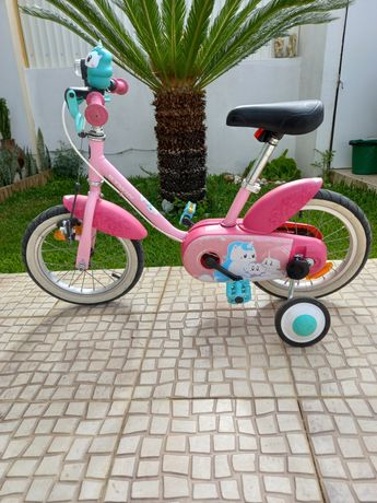 Bicicleta BTWIN criança