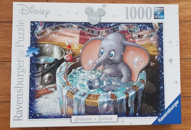 Puzzle 1000 ravensburger Disney