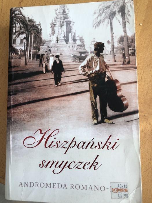 Książka Hiszpański smyczek Luzino - image 1