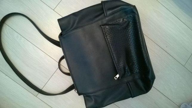 torebka plecaczek reserved