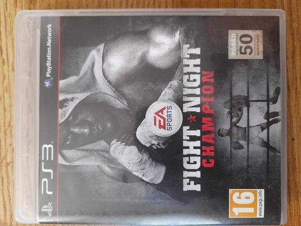 Gra PS3 Fight Night Champion
