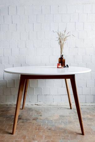 Стол кухонный. Обеденный стол. Стол круглый, Стол Сканди