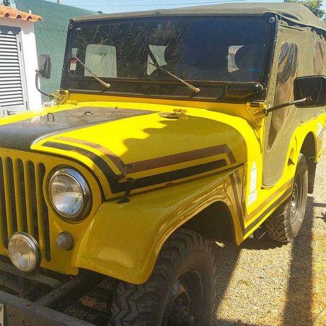 Jeep CJ 5 - Willys