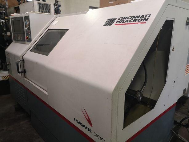 Токарний ЧПУ станок MILACRON HAWK 200