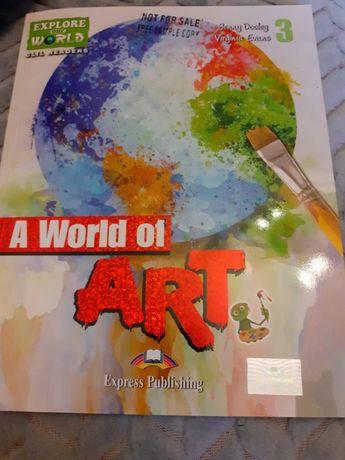 A World of Art 3 Readers Egis