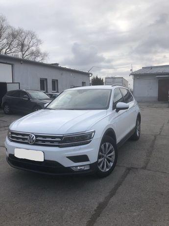 Volkswagen tiguan 2017 | Polecam