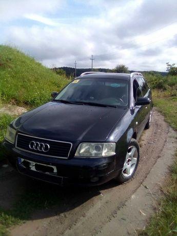Audi A-6 2.5TDI 2005 рік