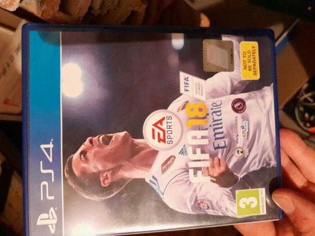 Gra PS4  Fifa 2018 oryg