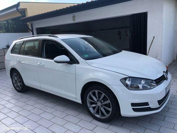 VW Golf Variant 1.6 TDi Best Edition