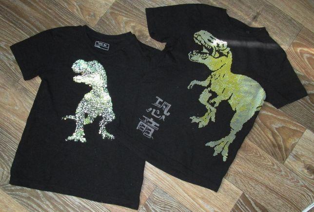Продам крутые футболки Next на мальчика 5 лет Оригинал