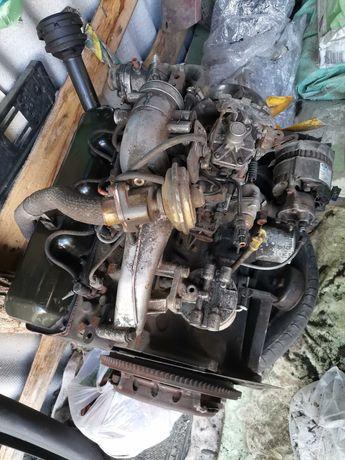 Мотор, двигатель форд транзит 2.5 краб