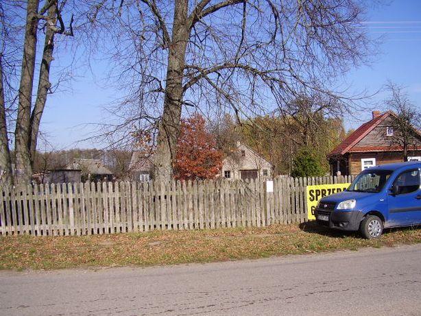 Siedlisko pod lipami we wsi Policzna
