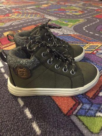 Ботинки Reserved, Zara, размер 24/25