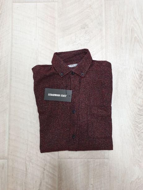 Рубашка мужская Cedarwood State, S/M