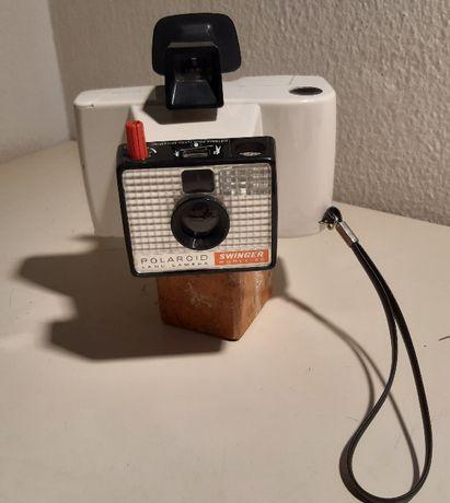 Máquina Foto Polaroid Land Camera Swinger Model 20