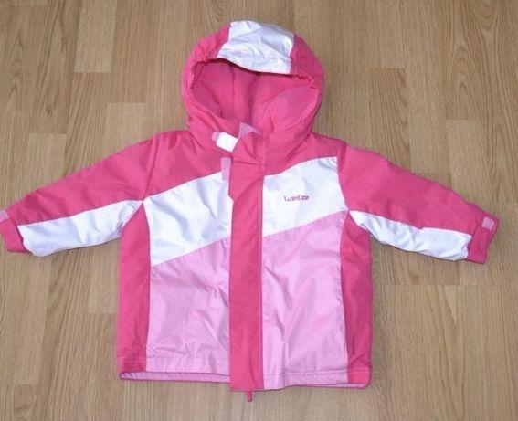 Kombinezon zimowy, kurtka i spodnie Decathlon, WEDZE roz.