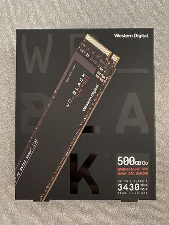 Disco SSD 500GB Western Digital SN750 NVMe M.2 PCIe 3.0