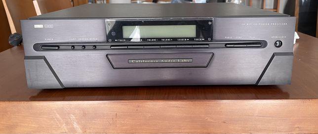 Leitor cd    california audio lab