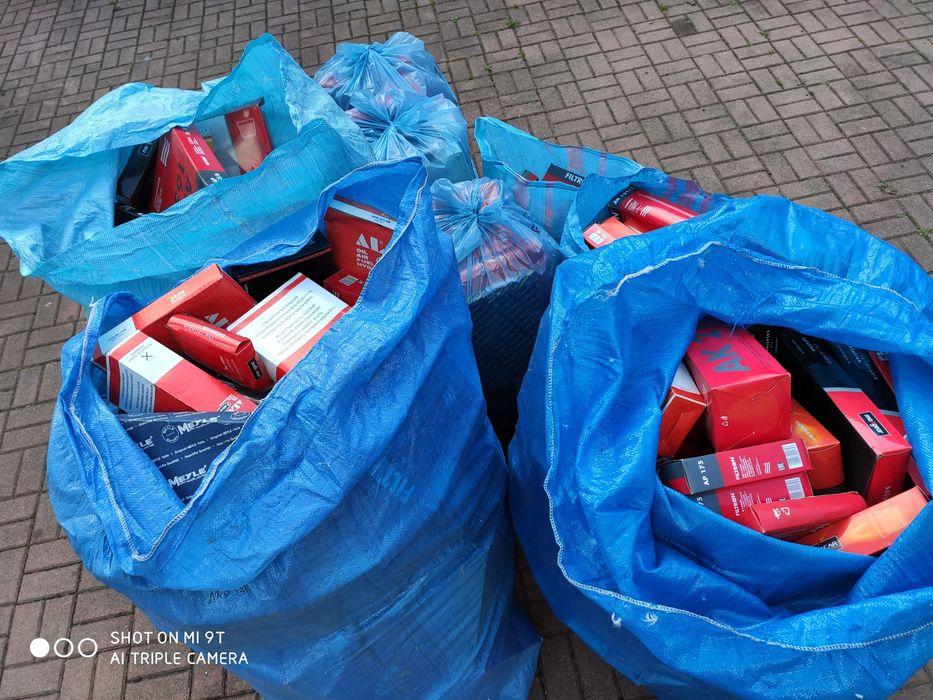 Filtry powietrza-Likwidacja magazyn sklep warsztat-Mega okazja Mszana Dolna - image 1