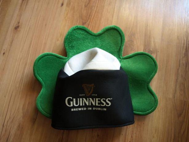 Czapka Guinness St Patrick's Day UNIKAT! Dzień Świętego Patryka