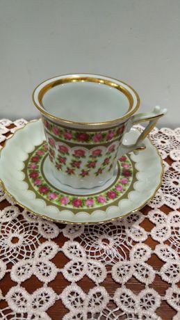 Чайные и кофейные пары фарфор