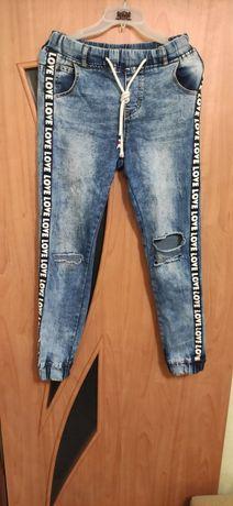 Летние джинсы и шорты