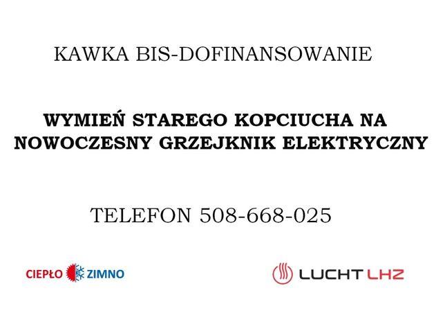 Piec akumulacyjny dynamiczny 3kW - używany z gwarancją / dotacja Kawka