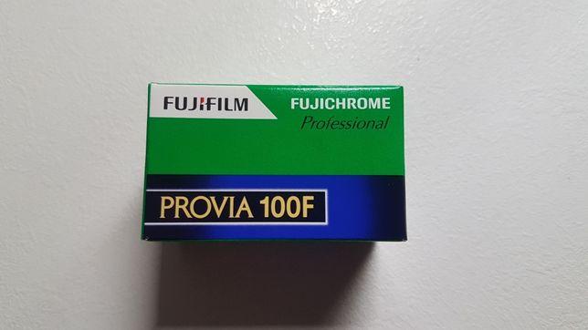 10 sztuk Fujifilm Provia 100F 135/36