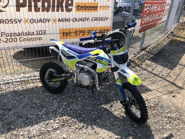 Cross/Pitbike ABT Pitgang 125cc 14KM