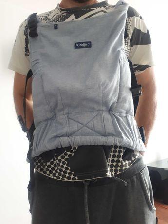 Nosidło Zaffiro smart odcień melange blue