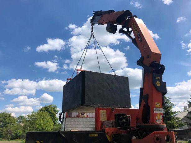 Szybka dostawa Szambo Szamba betonowe Zbiorniki 10m3