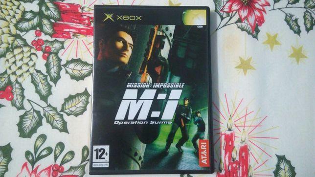 Mission Impossible Operation Surma para Xbox original