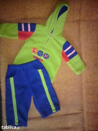 Ubranka dla chłopca rozm. 0-140 + gratis