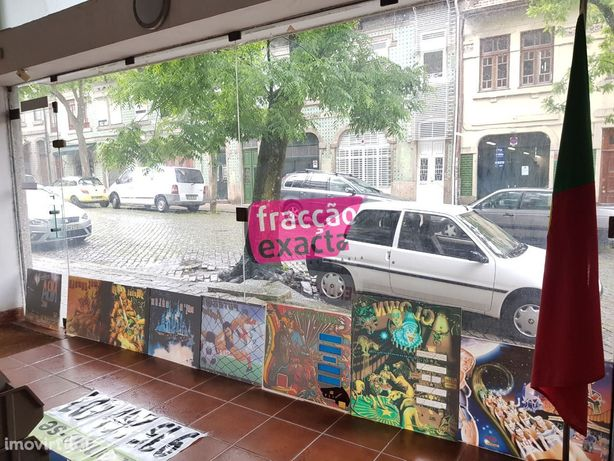 Loja com escritório, armazém e garagem em S. Lázaro, Bonfim, Porto ...