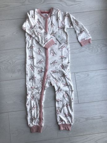 Ромпер Lupilu человечек пижама 92 р