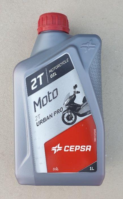 Óleo Moto 2T Urban Pro Cepsa