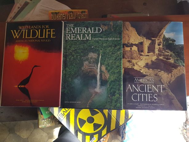 America's Ancient Cities The emerald realm Wild lands for wildlife
