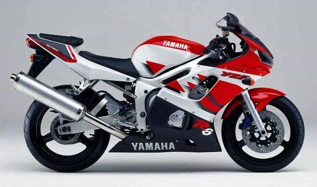 Запчасти Yamaha R6 Разборка (Запчастини)