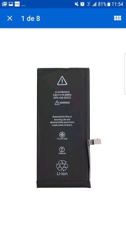 bateria iphone 7Plus nova