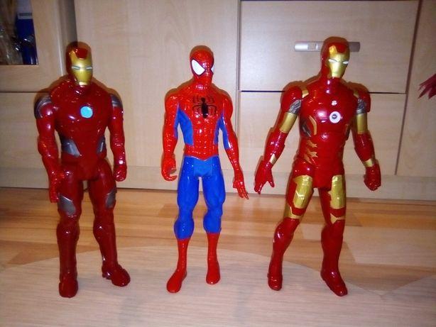 Iron Man. Zabawka. Bohaterowie Marvela. 30 cm.